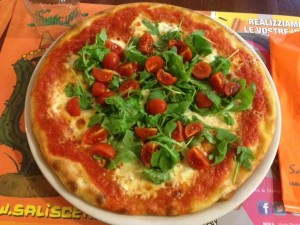 Pizza Campana